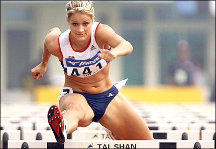 Foto Christina Vukicevic, Paha, Atlet, Seksi