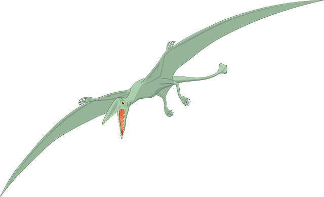 If-The-Pterodactyl-Never-Extinct?