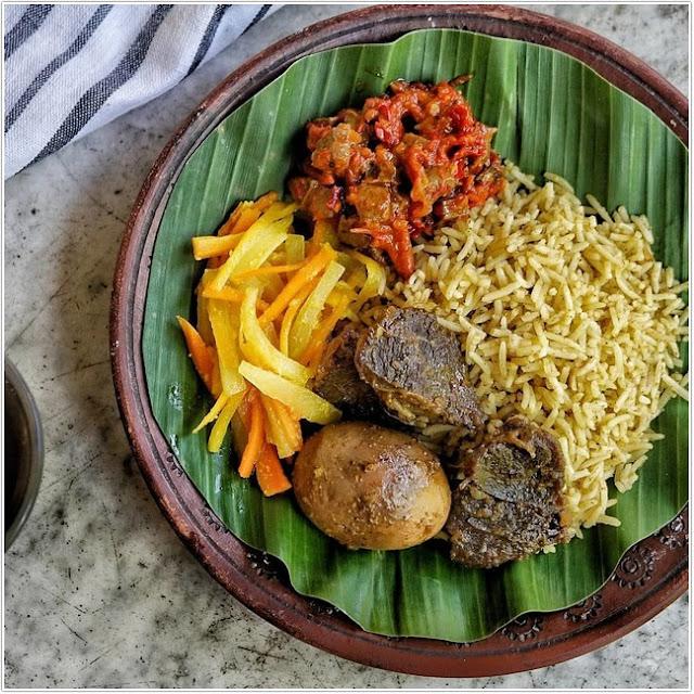Nasi Bukhori;10 Top Kuliner Situbondo
