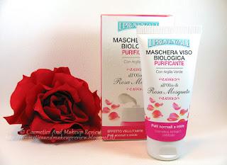 I Provenzali - Maschera viso biologica purificante