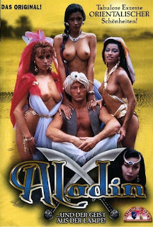 The Erotic Adventures of Aladdin-X (1994)