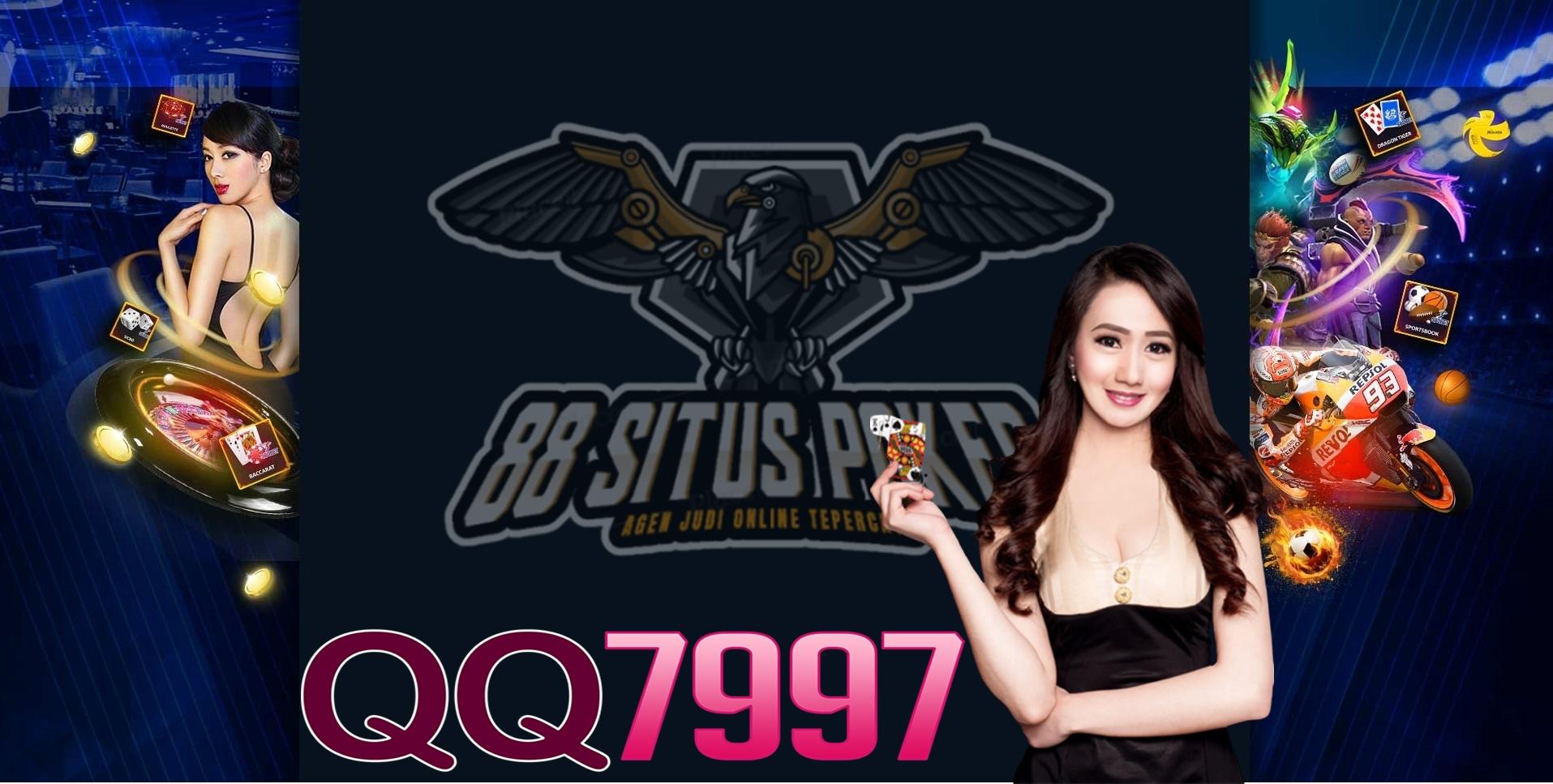 Qq Slot Terbaru 2020, Agen Judi Slot Terpercaya Indonesia - QQ7997