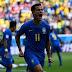 No sufoco, Brasil marca dois gols nos acréscimos e vence a Costa Rica