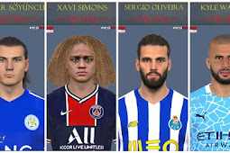 New Facepack Update #03-03-2021 - PES 2017