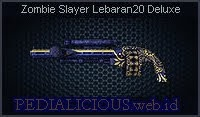 Zombie Slayer Lebaran20 Deluxe