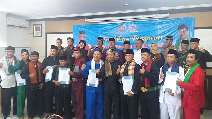 Pengurus LPM se-Kecamatan Sukmajaya Dilantik