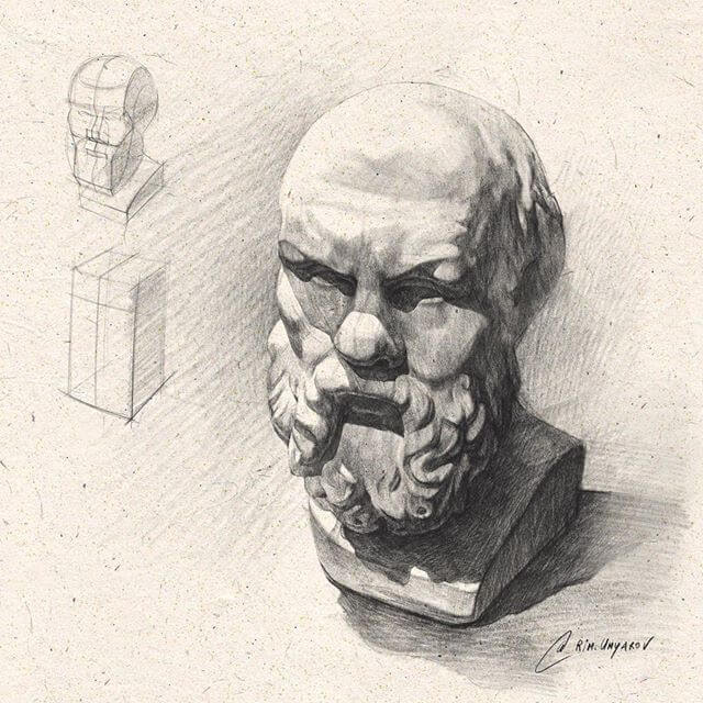 06-Socrates-Greek-philosopher-Rim-Umyarov-www-designstack-co