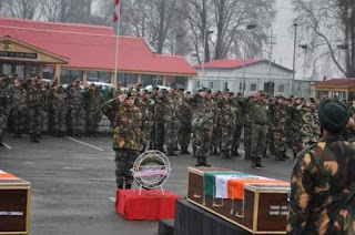 Kashmir: A Major among 4 Indian soldiers killed in Kashmir