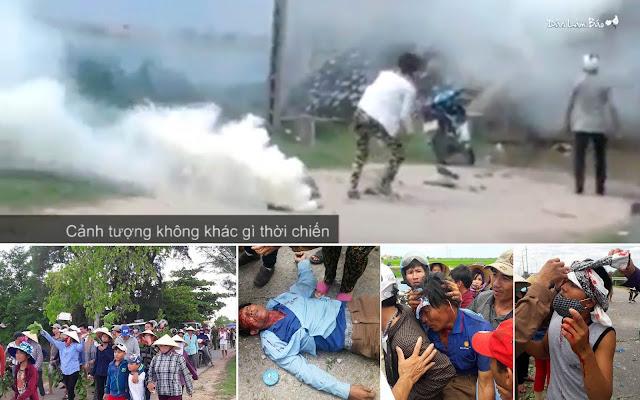 Kết quả hình ảnh cho hinh anh biểu tình giáo dân