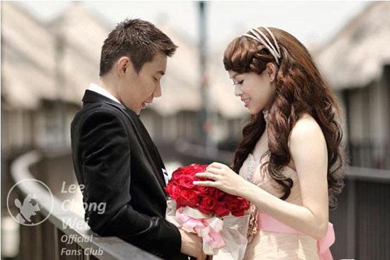 Pre-Wedding Photos of Dato' Lee Chong Wei - Wong Mei Choo