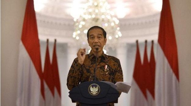 Jokowi Minta Menkeu Sri Mulyani Tambah Dana PKH Jokowi Minta Menkeu Sri Mulyani Tambah Dana PKH