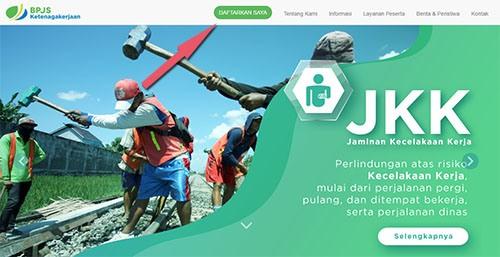 Pendaftaran online BPJS Ketenagakerjaan