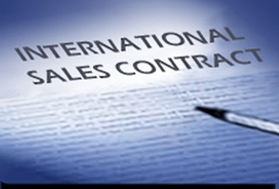 International Sale Contracts Law Trade