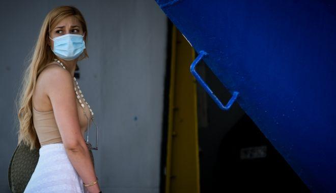 Οδηγίες της Ελληνικής Πνευμονολογικής Εταιρίας για τη χρήση μάσκας