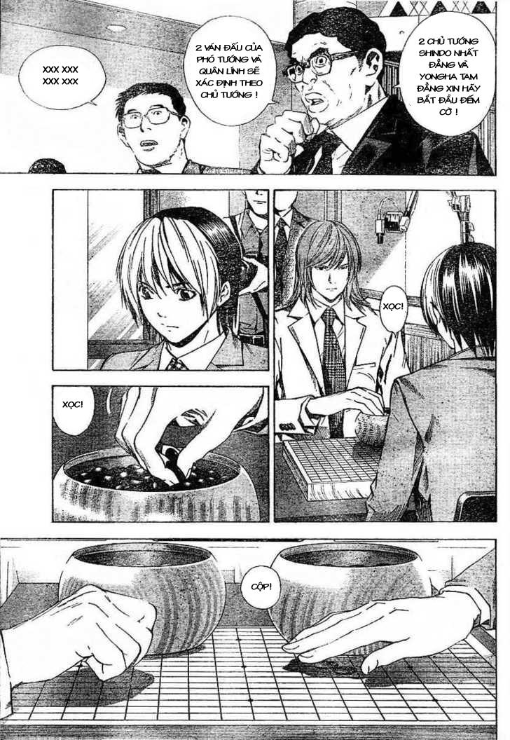 Hikaru No Go hikaru no go chap 184 trang 3