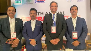 Ajay Singh Again Becomes President of Boxing Federation of India