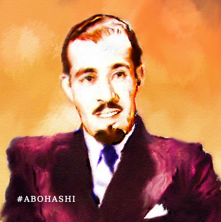 الملك عبد الله بن عبد العزيز آل سعود  #abohashi