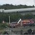 Βίντεο-σοκ: Αεροσκάφος συνετρίβη στη Σουηδία - Εννέα νεκροί