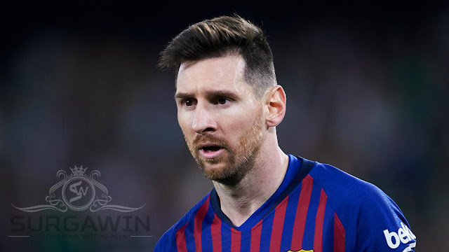 Lionel Messi - Surgawin