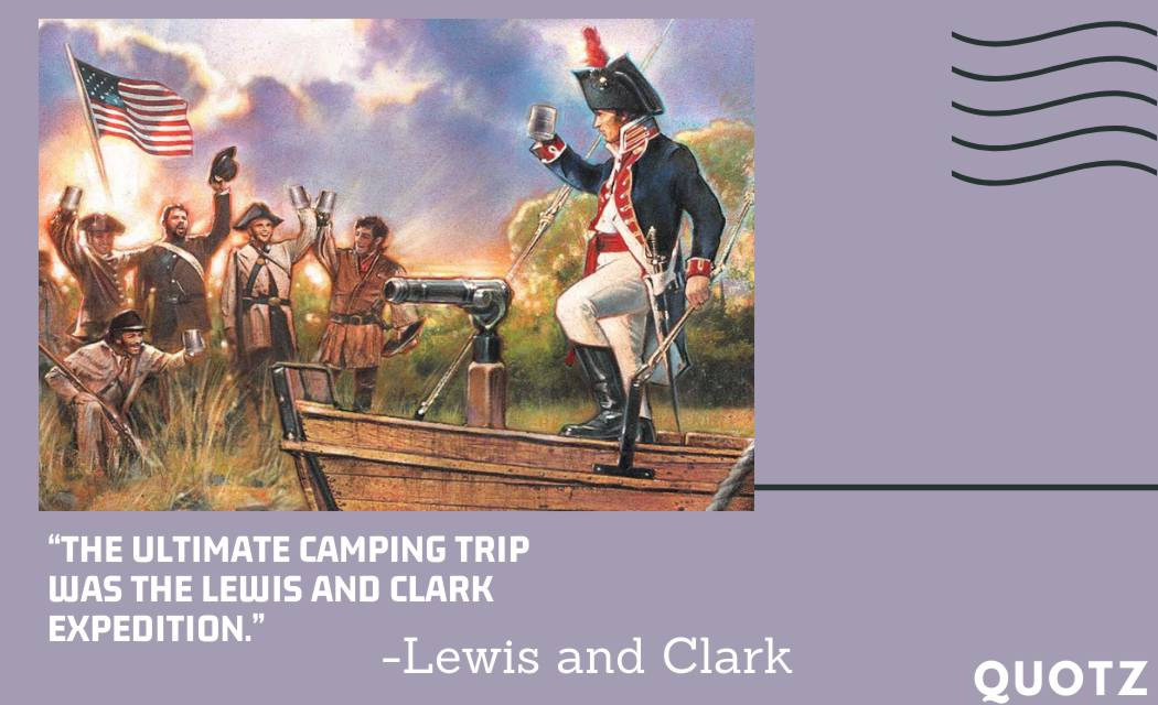 BEST quotes by Lewis and Clark about Oregon, Sacagawea, Adventure, and more with quotes images