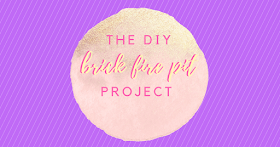 How to Make a Brick Fire Pit in a Weekend