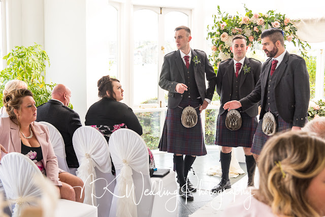 Old Course Hotel St Andrews wedding photography