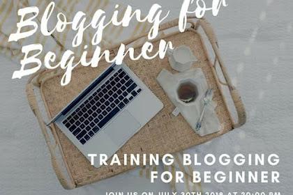 Membuat Blog Bagi Pemula