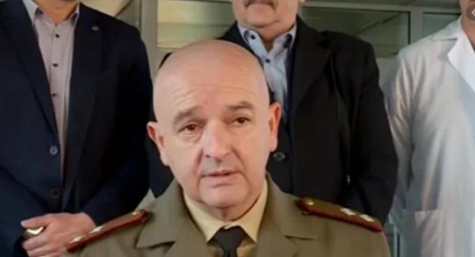 Ето кой е Генерал  Венцислав Мутафчийски