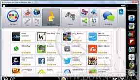 تحميل برنامج بلوستاك لتشغيل تطبيقات الاندرويد على الكمبيوتر bluestack