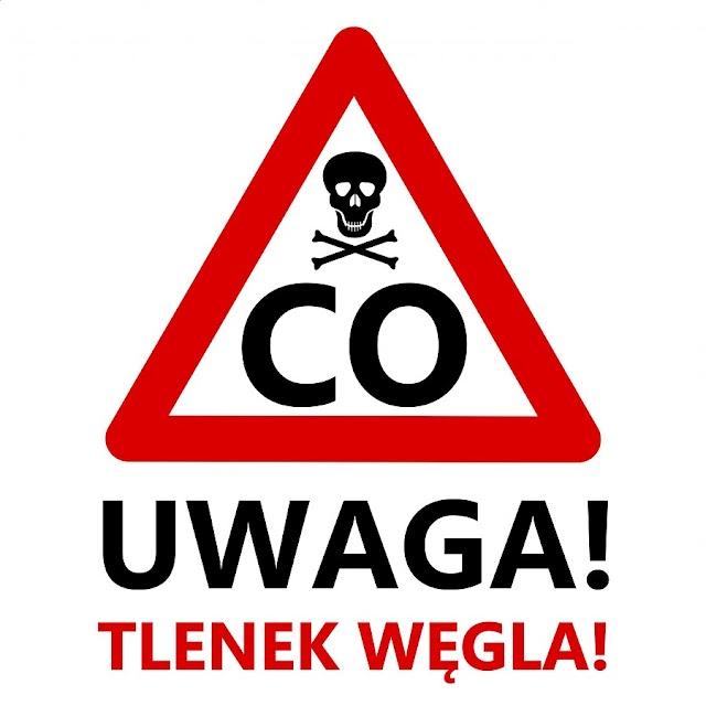 Pułanki - Zatrucie tlenkiem węgla
