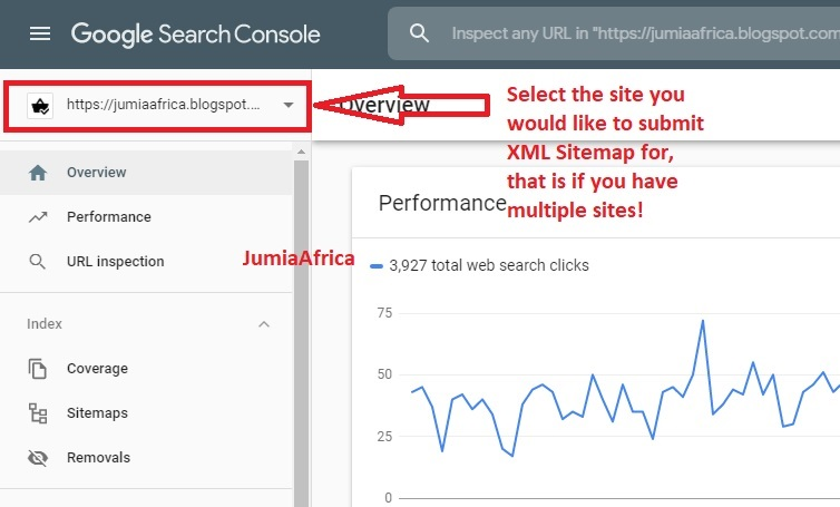 How To Submit Blogger Sitemap To Google Search Console?