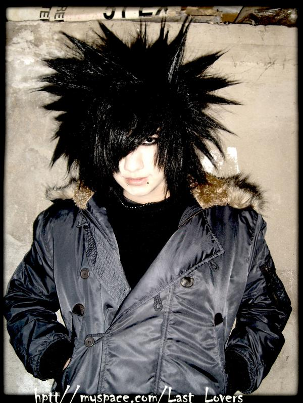 Scene Emo Hairstyle For Boys New Haircuts