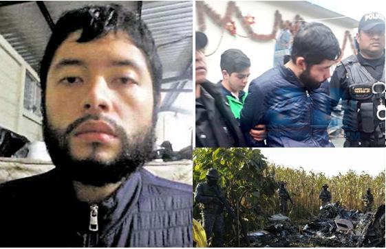 Ya lo encontraron narco pesado que se fugo en Guatemala es uno de los muertos de la avioneta estrellada cargada de droga y arma ,que fue robada  en México
