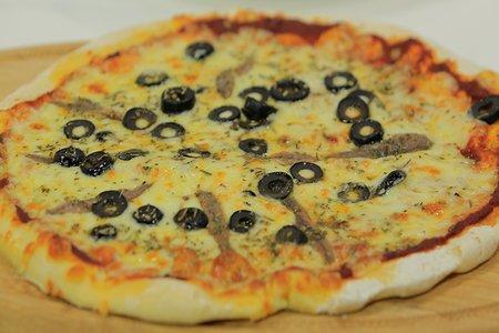 بيتزا نابولي - سالي فؤاد