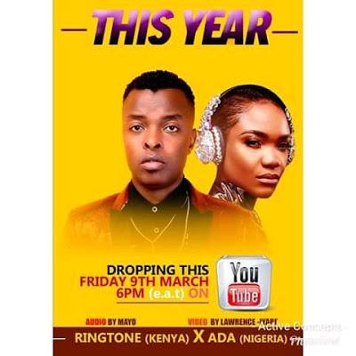 Ringtone Ft. Ada - This Year