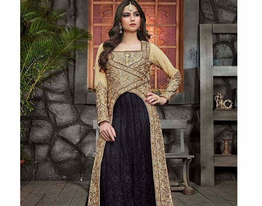 Look Stunning On this Upcoming Navaratri Fest In 4 Types of Salwar Suits