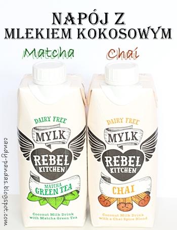 Napój z mlekiem kokosowym – Rebel Kitchen