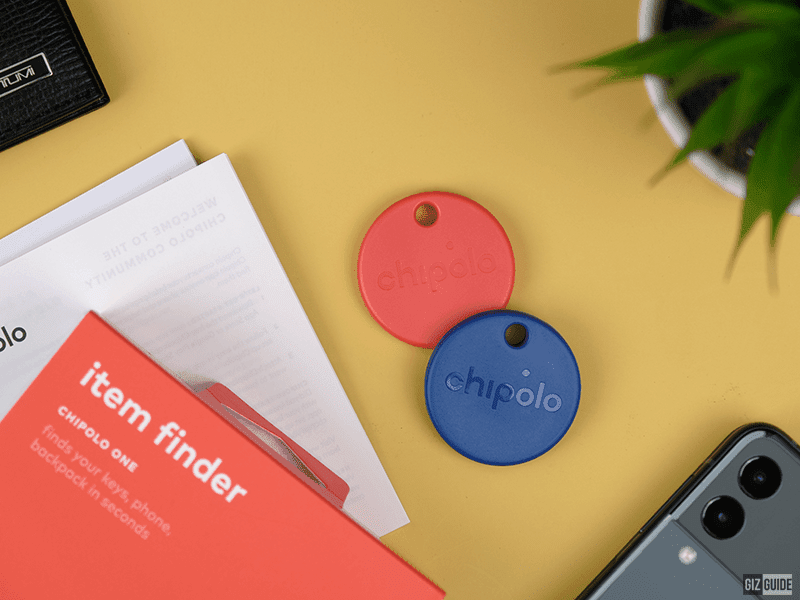 Meet Chipolo ONE - Feature-packed LOUD tracker