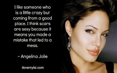 angelina jolie quotes about life