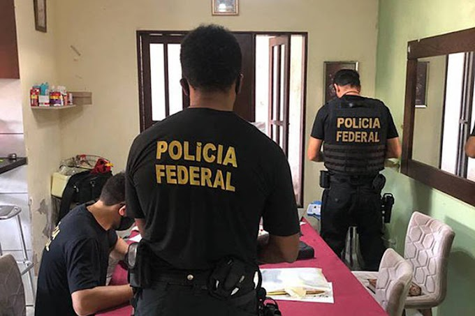 Maranhão é o segundo em operações da PF contra desvios de recursos do Covid-19