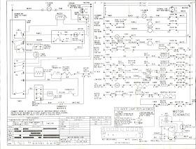 Appliance Talk: Kenmore Series Electric Dryer Wiring