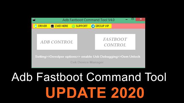 Adb Fastboot Command Tool Versi 4(Full)