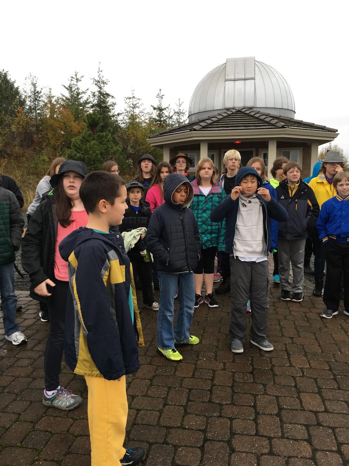 Seabury Middle School: Astronomy Fun