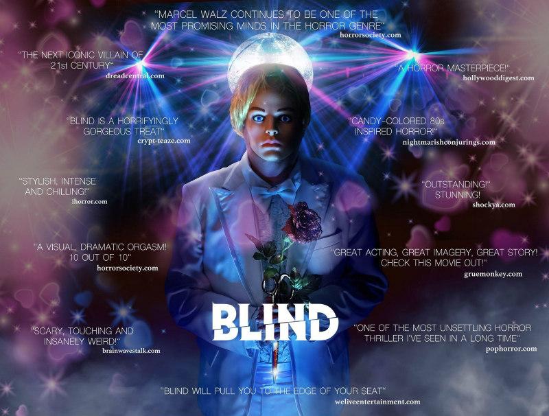 blind marcel walz poster