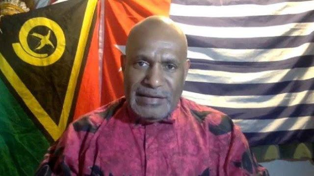 Benny Wenda Jadi Presiden Papua Barat, Begini Reaksi Pemerintah