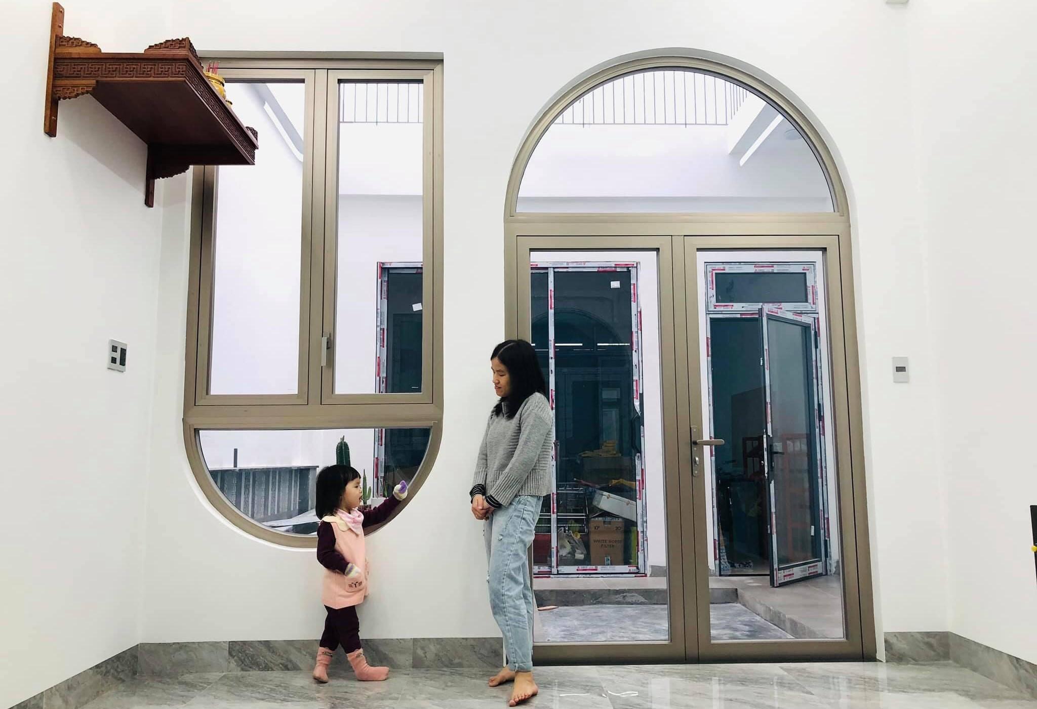 Cửa nhôm cao cấp Hondalex Nhật Bản tại Tam Kỳ