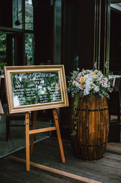 rustic themed wedding ideas