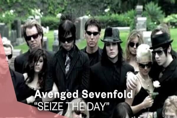 Lirik Lagu Avenged Sevenfold Seize The Day dan Terjemahan