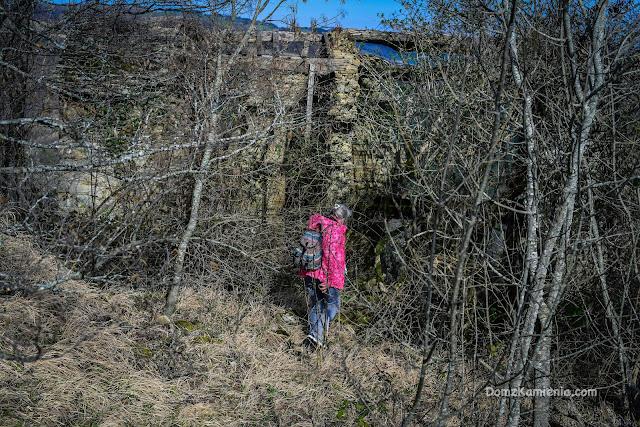 Trekking Marradi, Dom z Kamienia blog