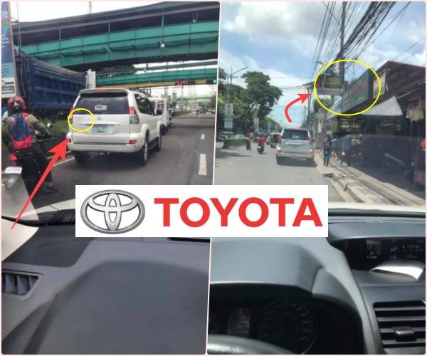 Lalaking nagpagawa ng sasakyan sa isang Toyota Service Center, nagulantang sa kanyang natuklasan